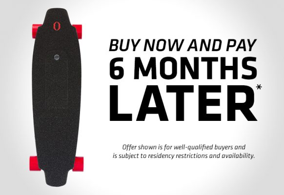 Inboard M1 Electric Surf Sports ESS Paypal financing