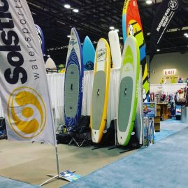 surfexpo isup inflatable Standup Paddleboard
