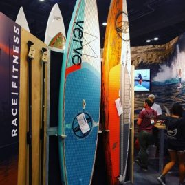 Surfexpo Verve SUP Standup PaddleBoard