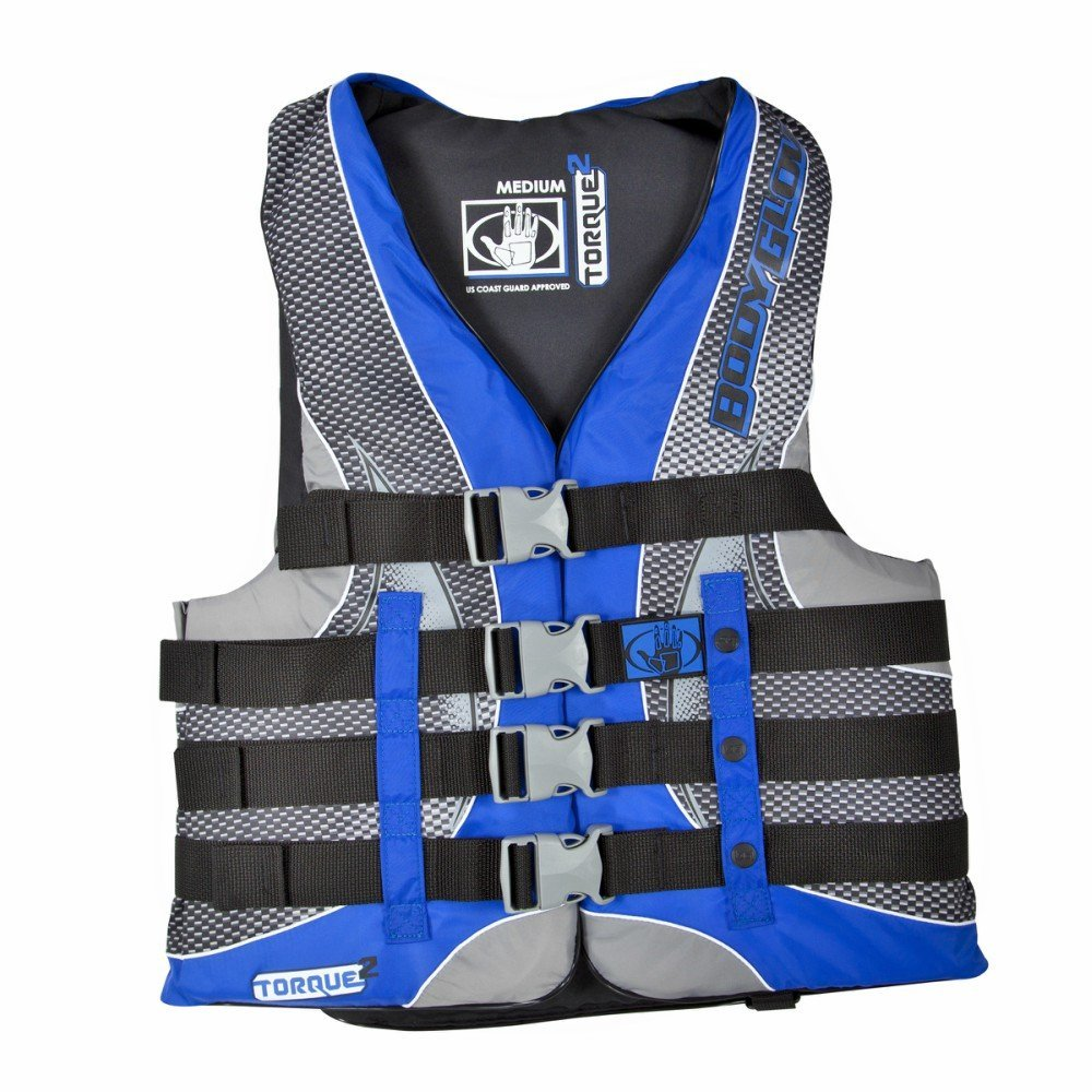 Body Glove Torque Ii Uscg Approved Pfd Life Jacket