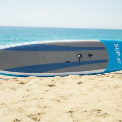 SUPJet Electric Powered Stand Up Paddle Board