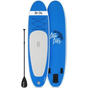 WEEKENDER 10' Inflatable Stand Up Paddleboard iSUP