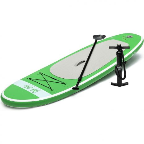 Ten Toes The Nano 8 ESS Electric Surf Sports Green Side