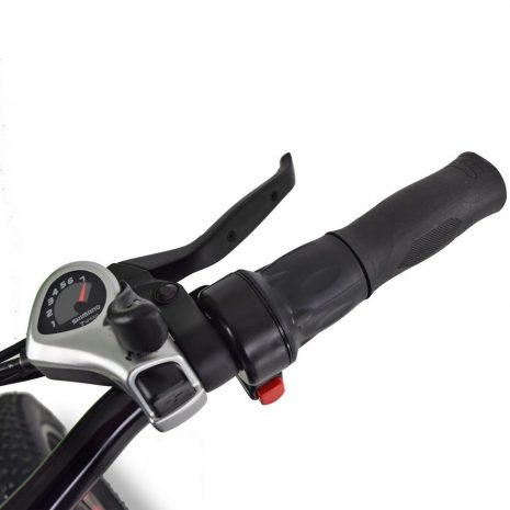 Voltbike Mariner twist throttle