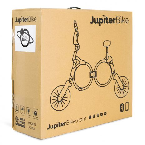 Jupiter Bike Boxed Up