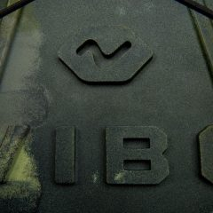 Vibe Sea Ghost rear Tank well