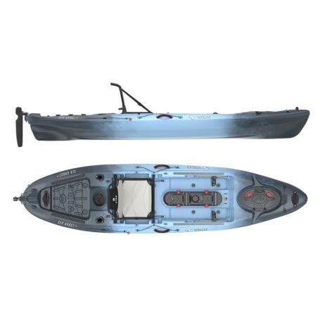 Sea Ghost 110 Slate Blue