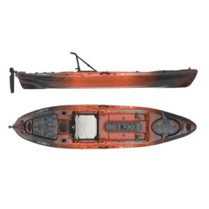 Sea Ghost 110 Wildfire
