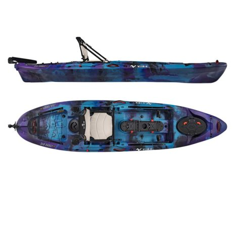 Vibe Sea Ghost 110 Galaxy