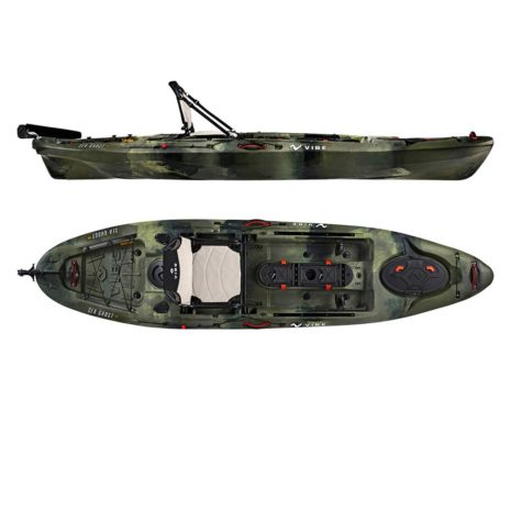 Vibe Sea Ghost 110 Hunter Camo