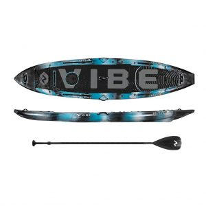 Vibe Maverick 120 SUP Blue Camo