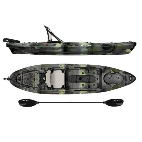 Vibe Sea Ghost 110 Hunter Camo with Journey