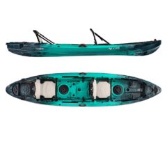 Vibe Yellowfin 130T Kayak Caribbean