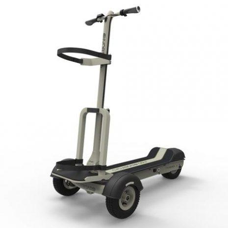 Cycleboard Golf Bag mount
