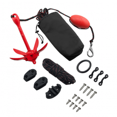 Vibe Anchor Trolley and 3lb Anchor Bundle
