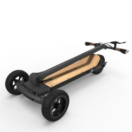 Cycleboard Elite Woody folded