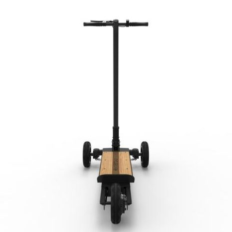 Cycleboard Sport Woody Back