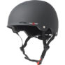 Triple 8 Gotham Helmet Black Rubber