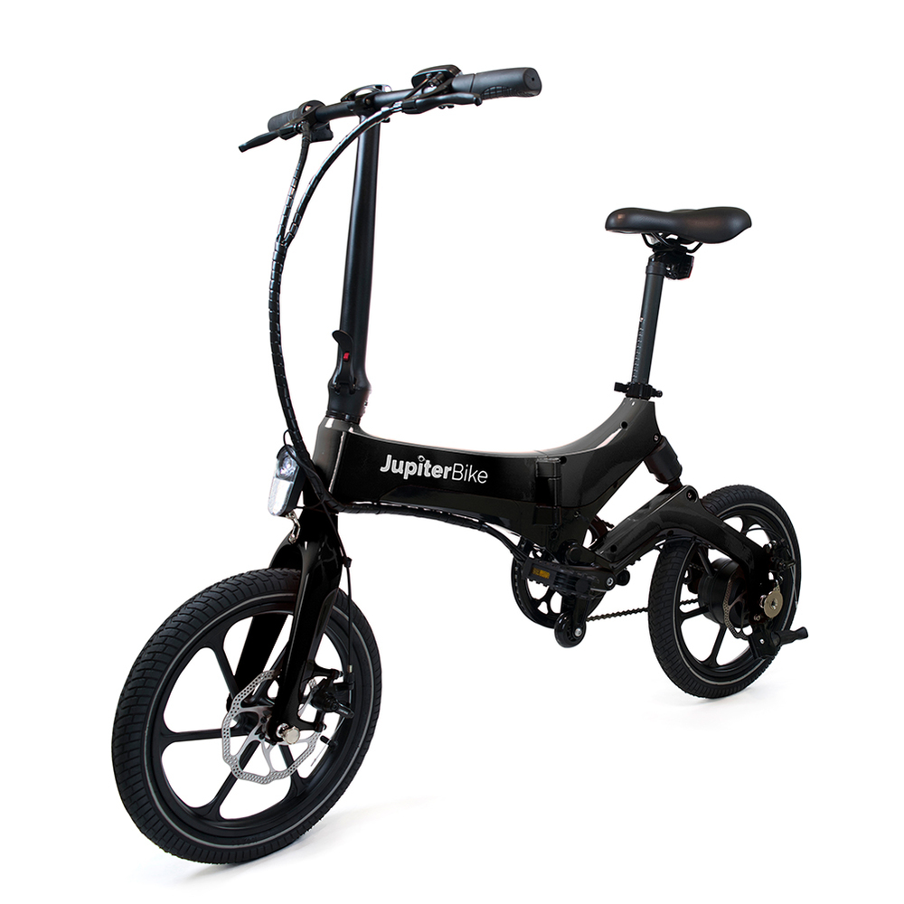 JupiterBike Discovery Folding Electric Bike