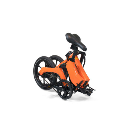 Jupiter Bike Discovery Orange Folded