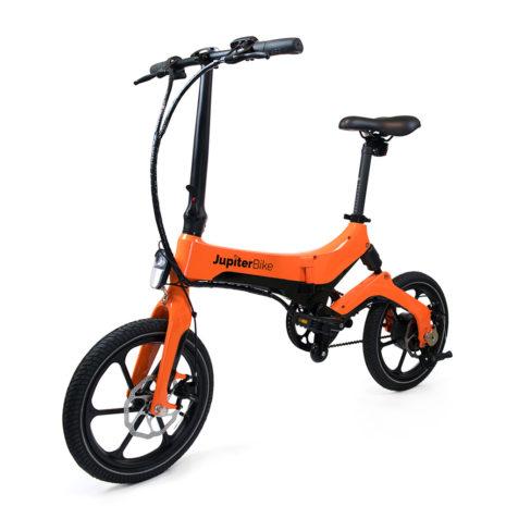 Jupiter Bike Discovery X5 Orange Left