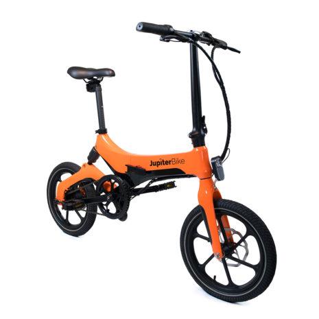 Jupiter Bike Discovery Orange Right