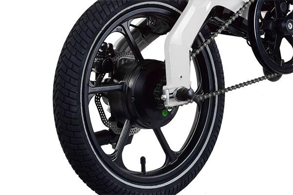 Jupiter Bike Discovery X5 350 Rear Hub motor
