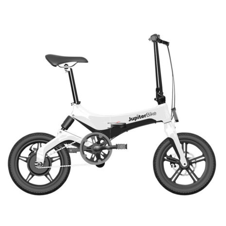 JupiterBike Discovery White side