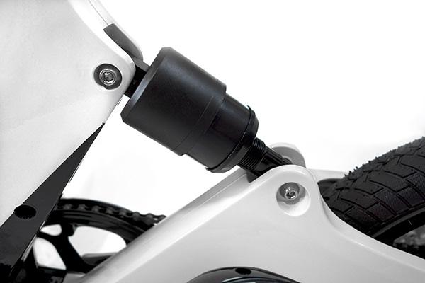 Rear Shock Suspension Jupiter Bike Discovery