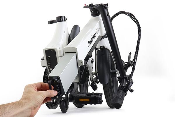 Removable Battery Jupiter Bike Discovery