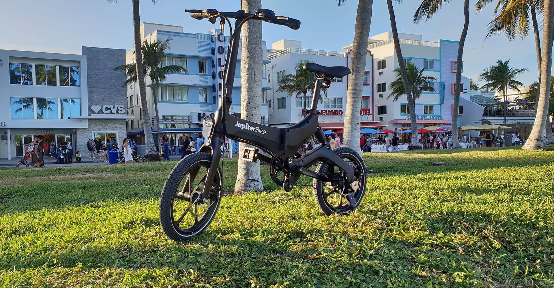 Jupiter Bike Discovery South Beach Miami FL