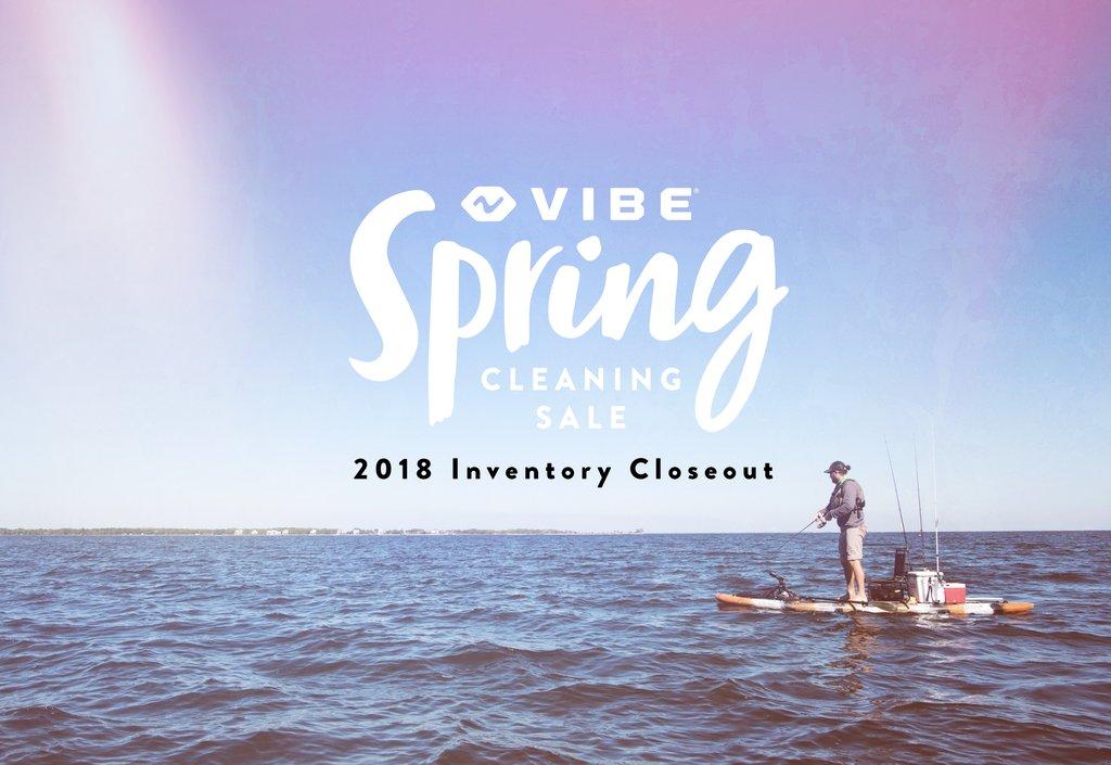 Vibe Spring Sale Slider