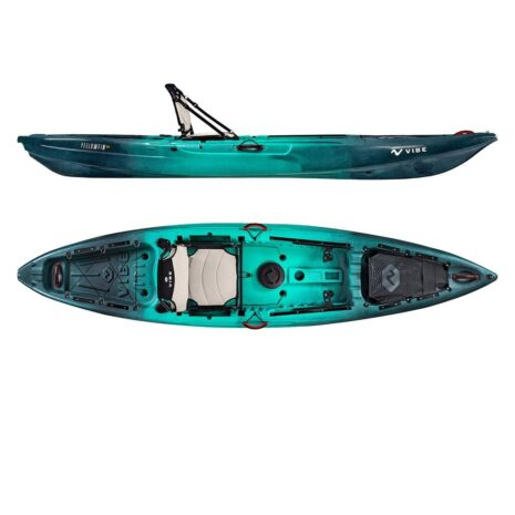 Vibe Yellowfin 120 Kayak Caribbean