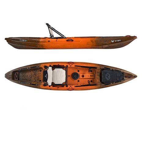 Vibe Yellowfin 120 Kayak Wildfire