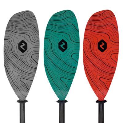Vibe Evolve 230-250cm Fiberglass Paddle