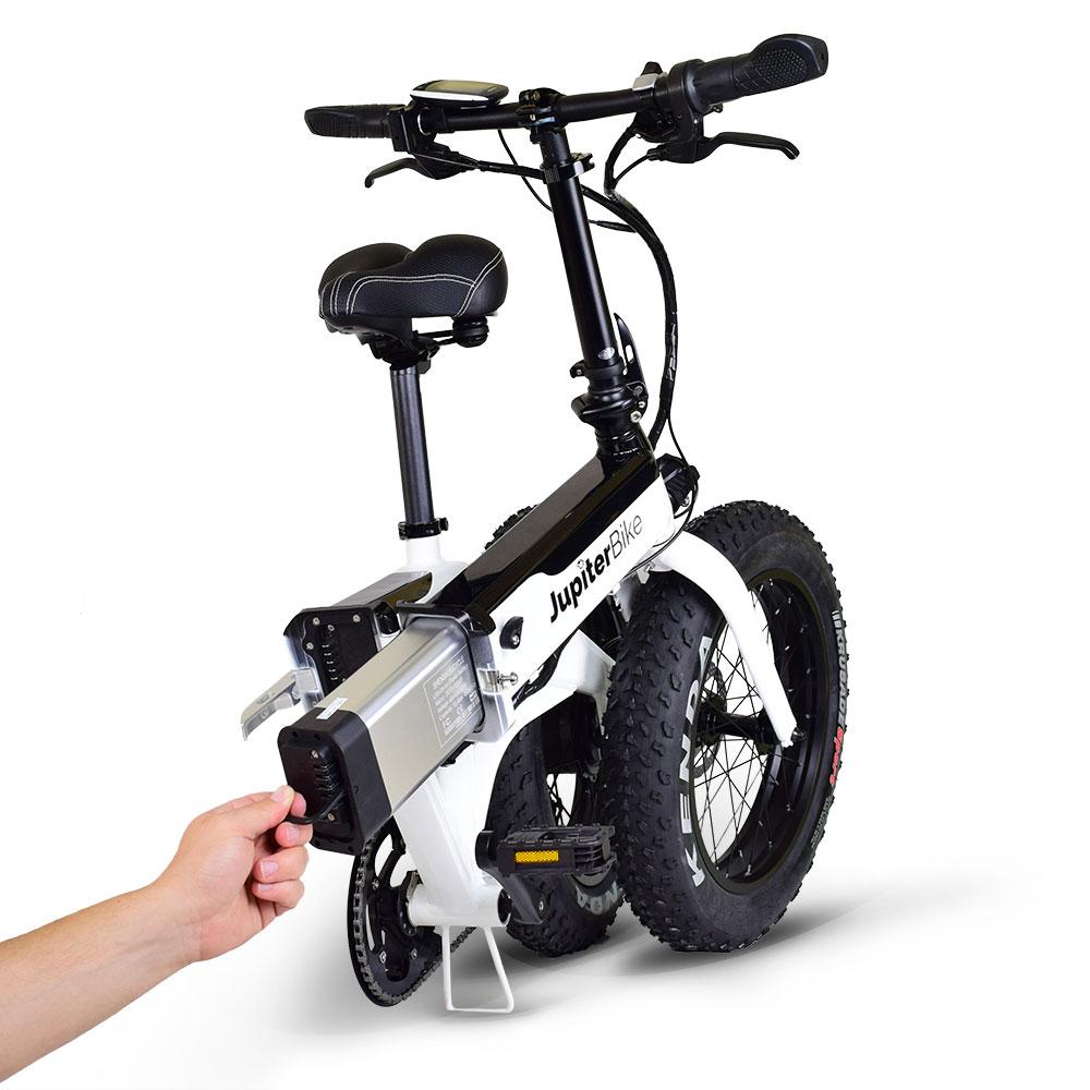 Jupiter Bike Defiant concealed battery