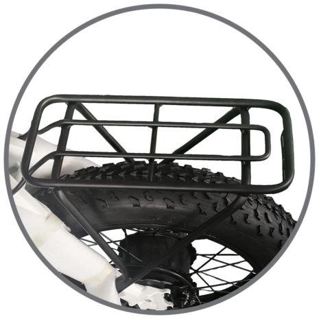Jupiter Bike Defiant Rear Rack