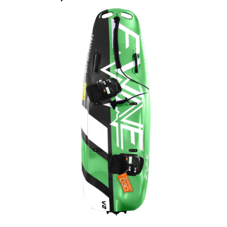 Ewave V2 6000 Electric Jetboard Green