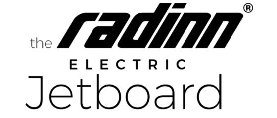Radinn Electric Jetboard Logo