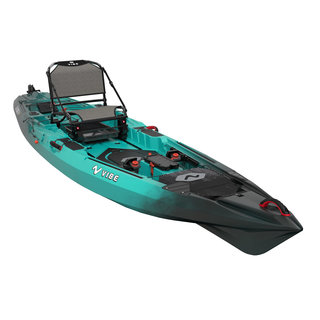 Vibe shearwater 125 Caribbean Blue Front