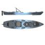 Vibe-Shearwater 125 Slate Blue