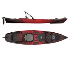 Vibe shearwater 125 Tsunami Red