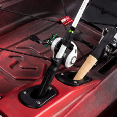 vibe shearwater four rod holders