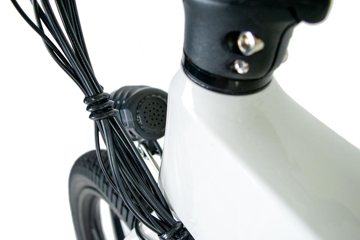 Jupiter Bike Discovery X7 front folding handlebar
