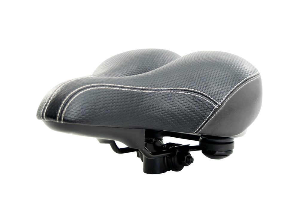 Jupiter Bike Discovery X7 Dual Spring Suspension padded seat