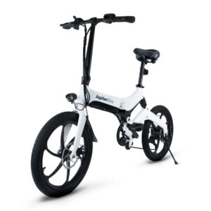 Jupiter Bike Discovery X7 Left angle