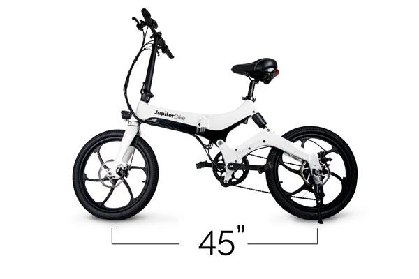 Jupiter Bike Discovery X7 45 inch wheel base