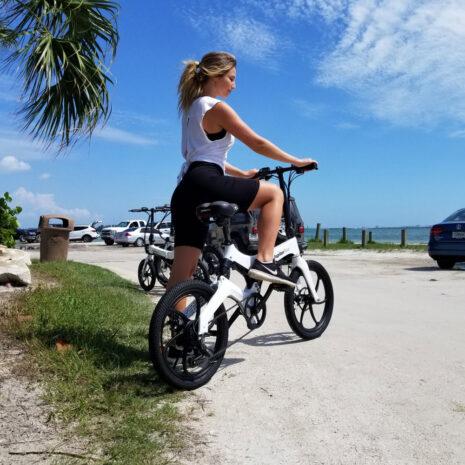 Jupiter Bike Discovery X7 Girl rider