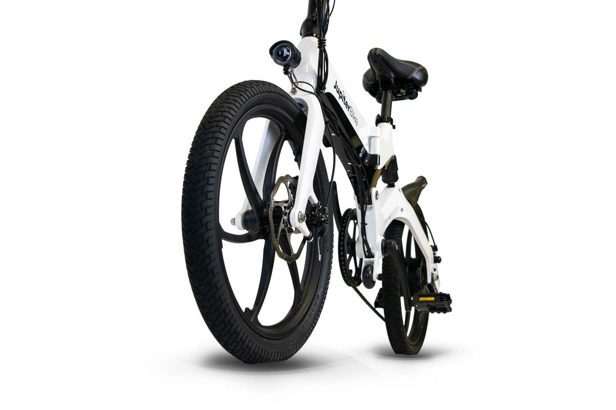 Jupiter Bike Discovery X7 20 inch tires