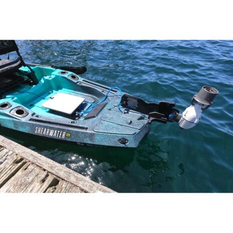 Universal Rudder Adapter J-2 Motors 3